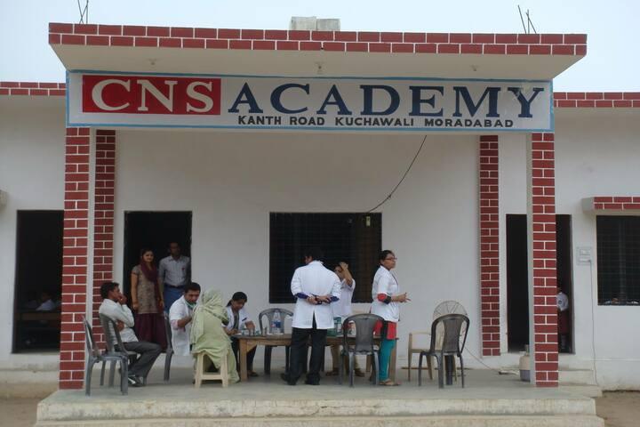 C N S  Academy-Medical Camp