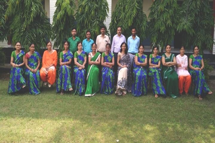 C P S Public School-Staff