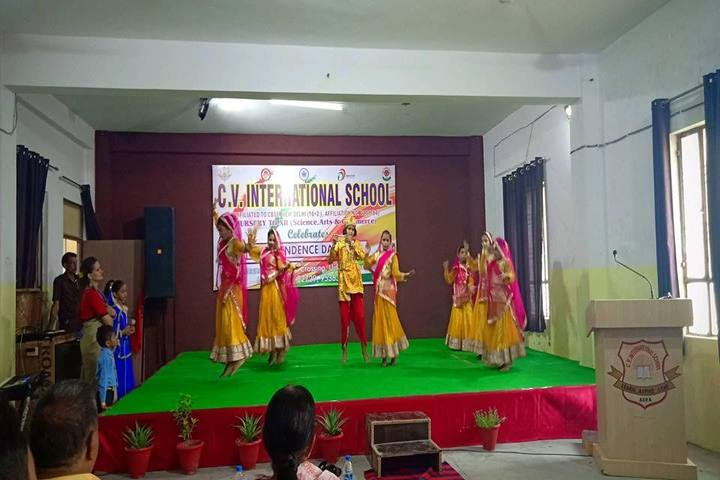 C V International School-Krishna Jayanthi