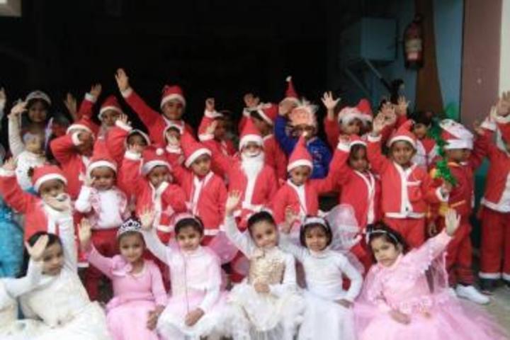 Cambridge Convent School-Christmas Celebrations