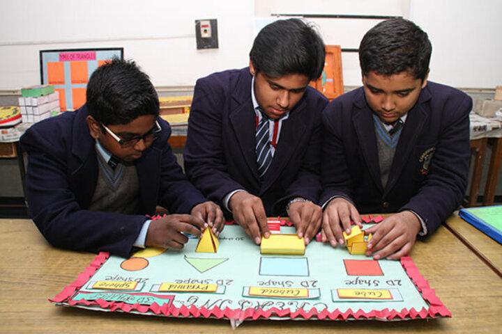 Cambridge School-Social Lab