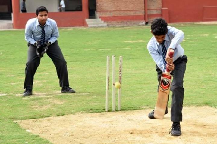 Cambridge School-Cricket