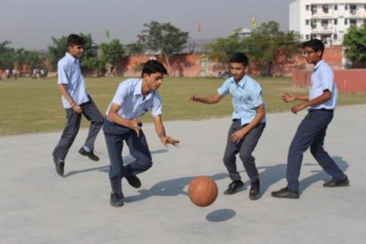 Cambridge School-Basket Ball