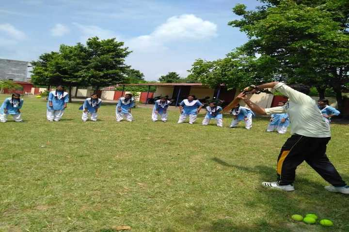 Canossa School-Cricket