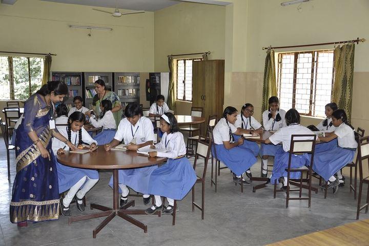 Canossa School-Library