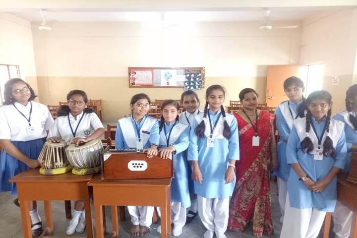 Canossa School-Music Room
