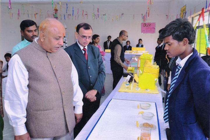 Capital Public School-Science Exhibition