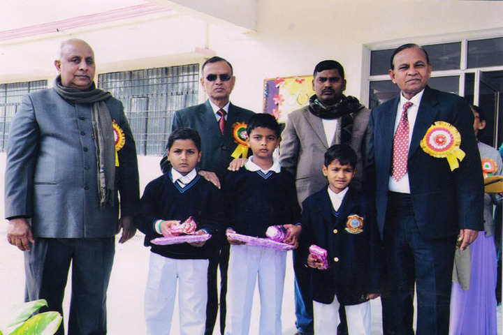 Capital Public School-Annual Prize Distribution