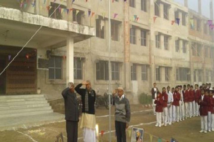 Saraswati Vidya Mandir-Flag Hosting
