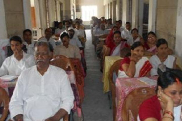 Saraswati Vidya Mandir-Parents Meet