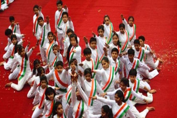 Saraswati Vidya Mandir-Republic Day