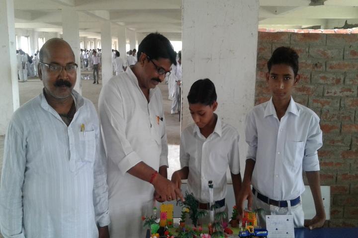 Saraswati Vidya Mandir-Science Exhibition