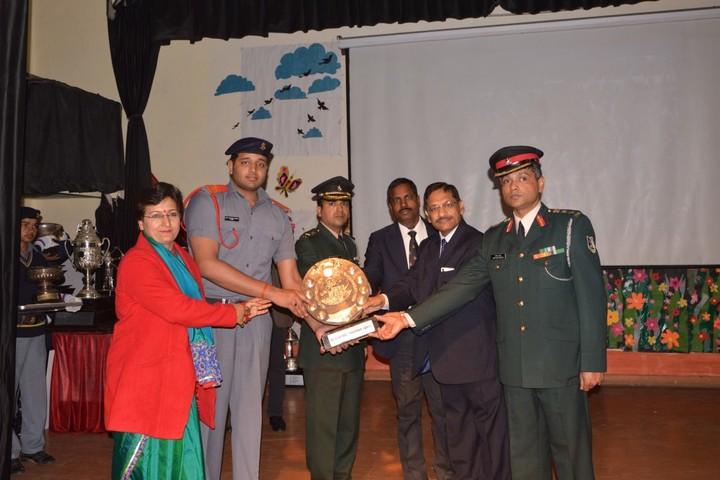 Captain Manoj Kumar Pandey-Prize Distribution