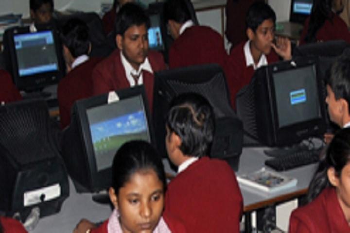 Captain Narottam Singh Pancham Singh Public School-Computer Lab