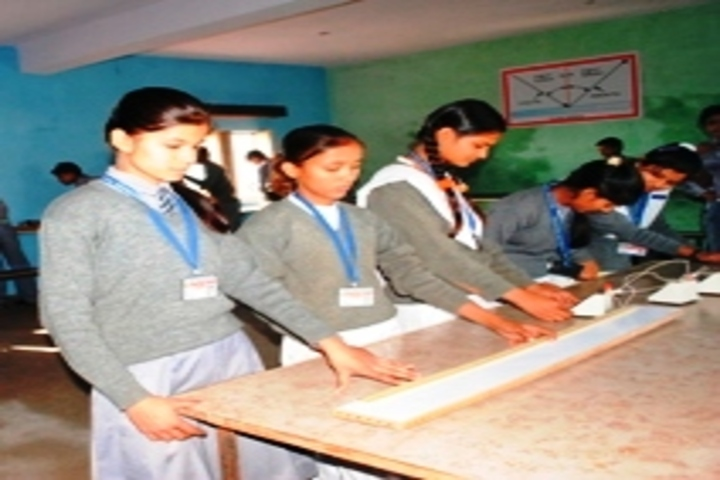 Captain Narottam Singh Pancham Singh Public School-Physics Lab