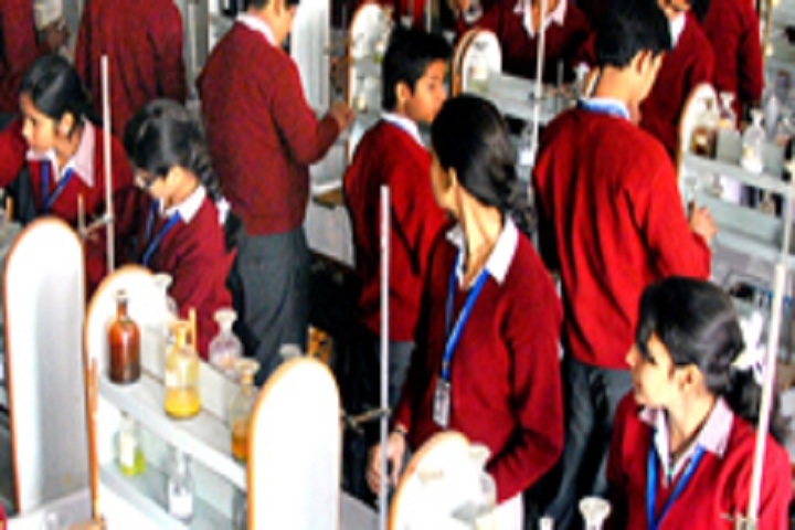 Captain Narottam Singh Pancham Singh Public School-Science Lab