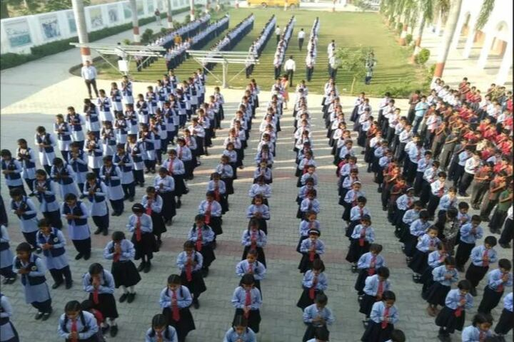 Captain Ramsingh Education Academy Vidhyalaya-Assembly