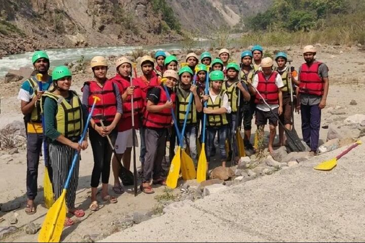 Captain Ramsingh Education Academy Vidhyalaya-Tour