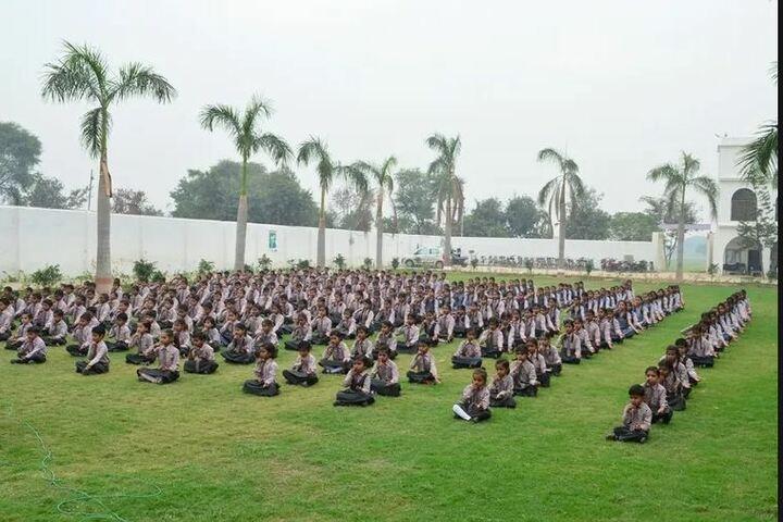 Captain Ramsingh Education Academy Vidhyalaya-Yoga