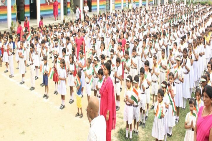 Central Academy-Morning Assembly