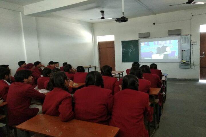 Central Academy-Smartclass