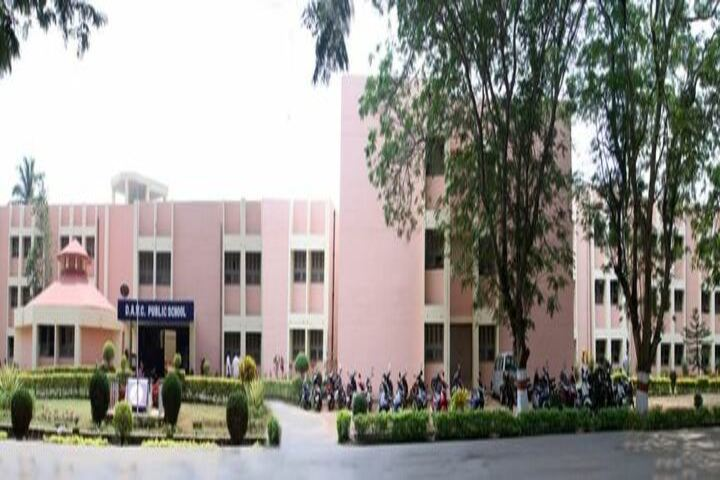 D A V Centenary Public School-Campus View
