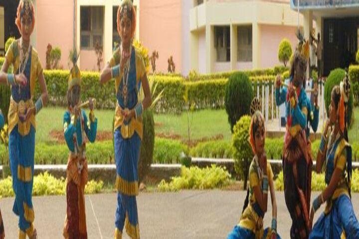 D A V Centenary Public School-Cultural Dance