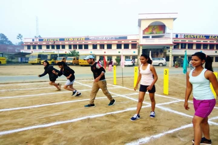 Central Academy-Sports Activity