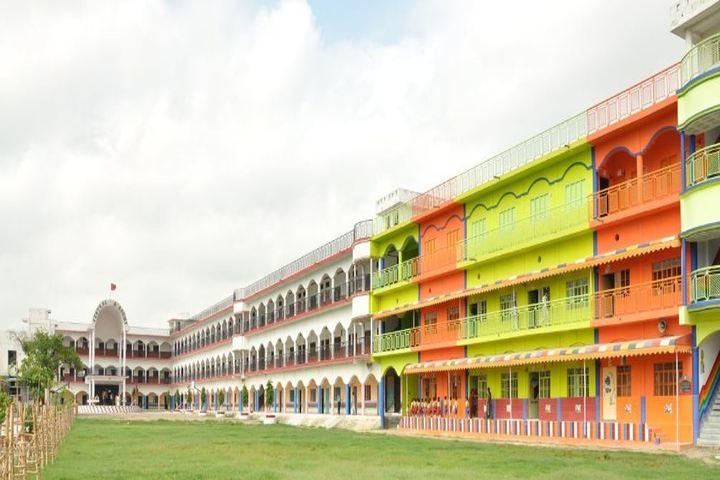 Central Academy Senior Secondary School-Campus
