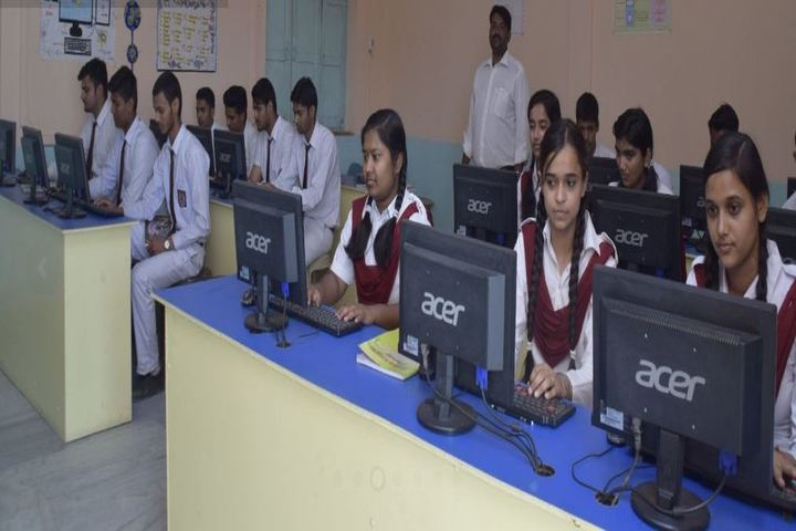 Central Academy Senior Secondary School-Computer Lab