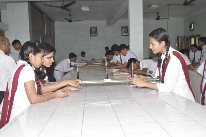 Central Academy Senior Secondary School-Physics Lab