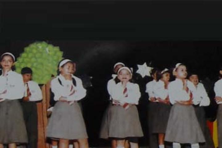 Central Agra Public School-Drama