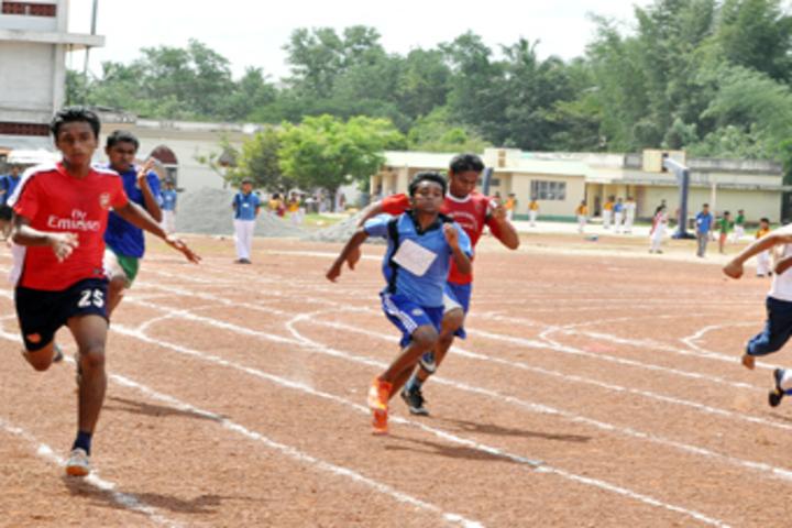 Central Agra Public School-Running