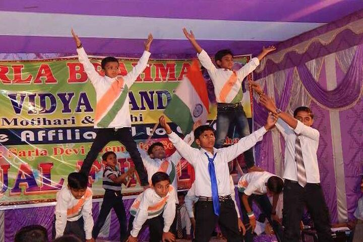 Sarla Brahma Bal Vidya Mandir-Annual Day
