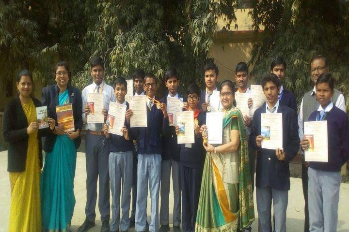 Central Hindu Boys Senior Secondary School-Award