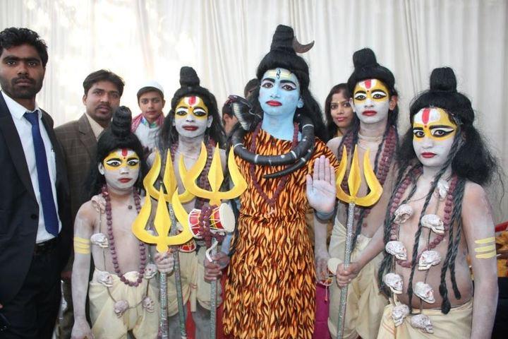 Central Hindu Boys Senior Secondary School-Festival Celabrations