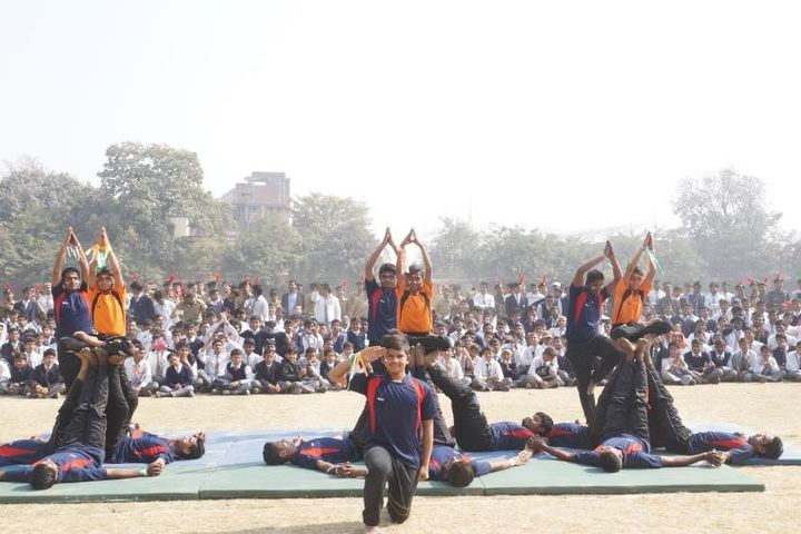 Central Hindu Boys Senior Secondary School-Gymnasium