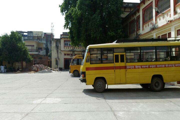 CENTRAL HINDU GIRLS SR SEC SCHOOL-bus transport