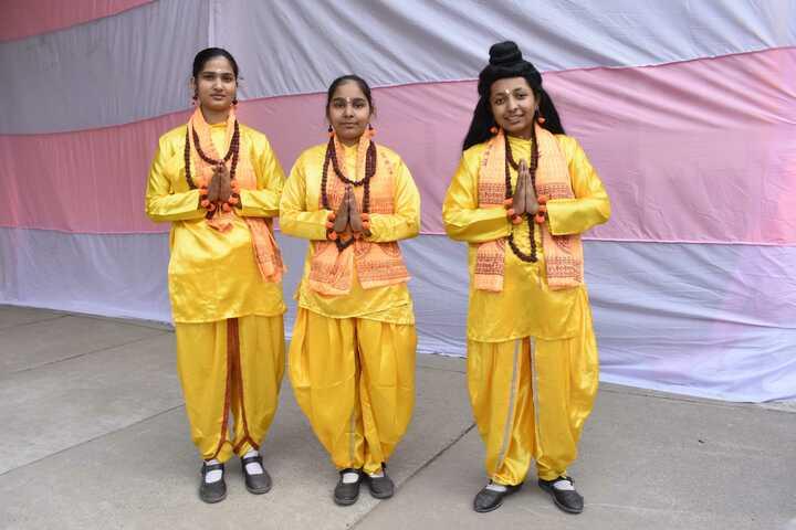 CENTRAL HINDU GIRLS SR SEC SCHOOL-drama