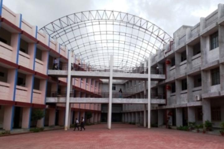 Central Hindhu School-Campus