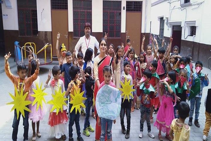 Central Public Academy-Diwali Celebration