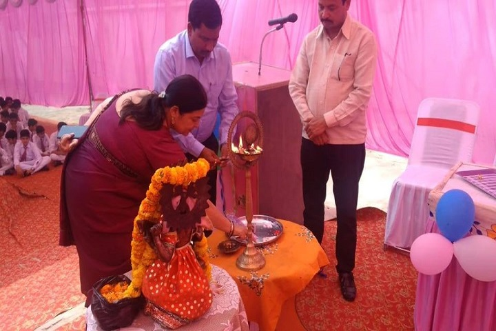 Central Public Academy-Lighting The Lamp
