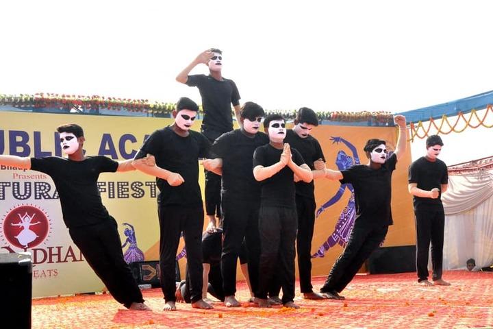 Central Public Academy-Dance