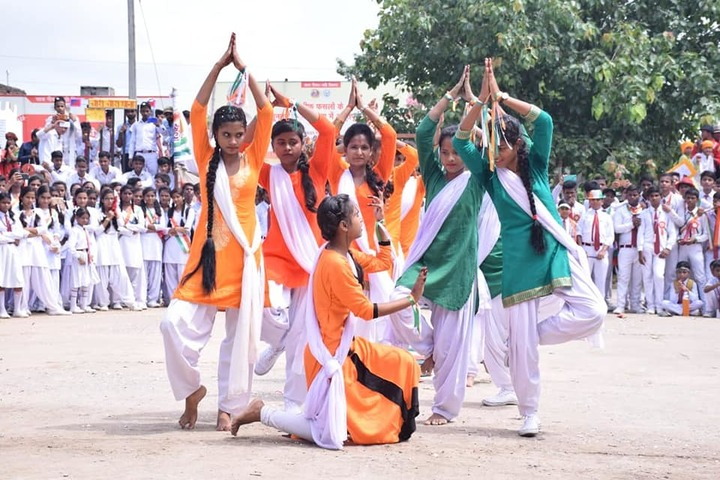 Central Public Academy-Independence Day