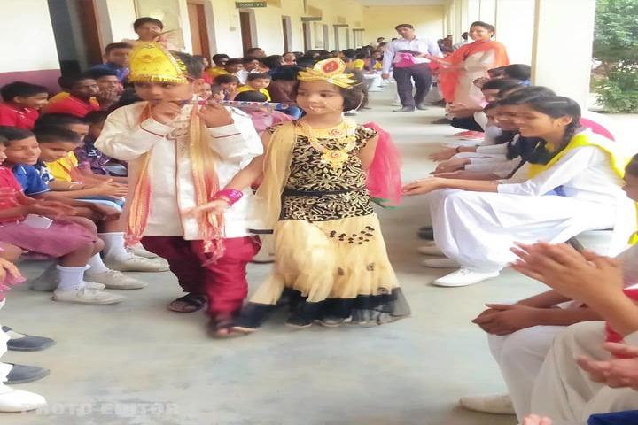 Central Public Academy-Fancy Dress Competition