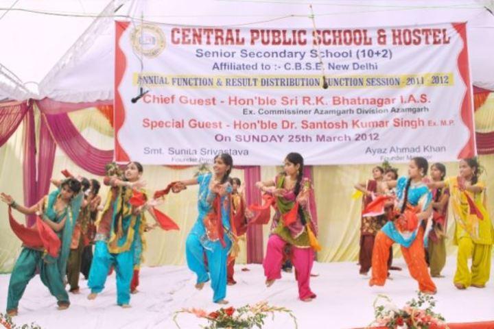 Central Public School-Dance