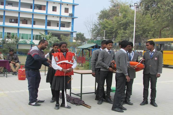 Central Public School-Fire Demo