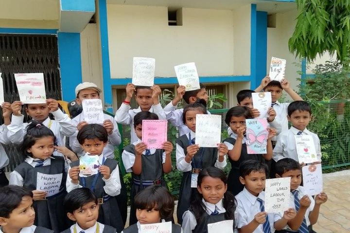 Central Public School-World Labours Day Celebration