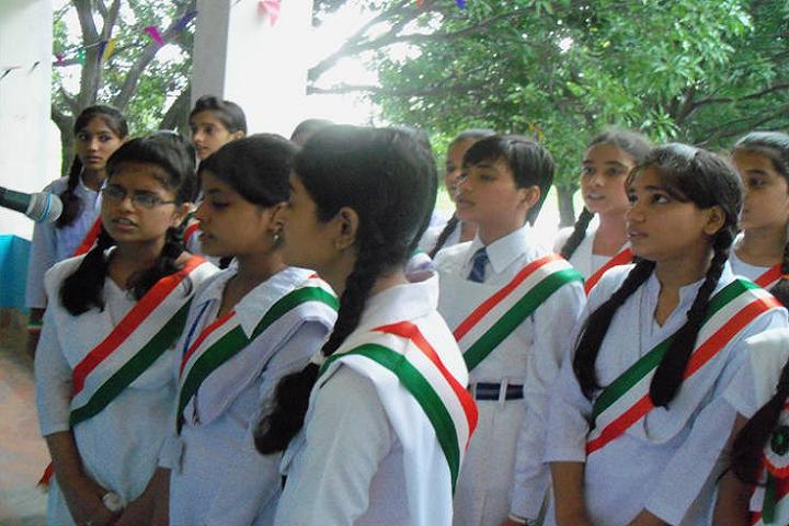 Central Public School-National Day Celebration