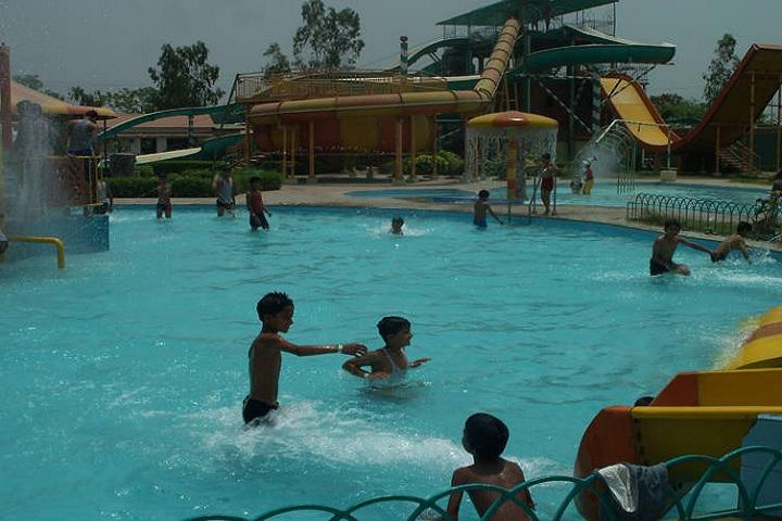 Central Public School-Swimming Pool